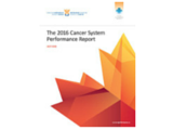 2016 Cancer System Performance Report