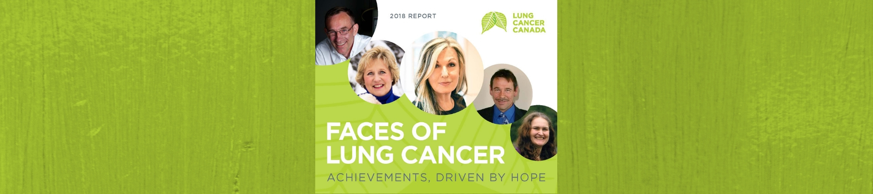 2018 Faces of Lung Cancer Report