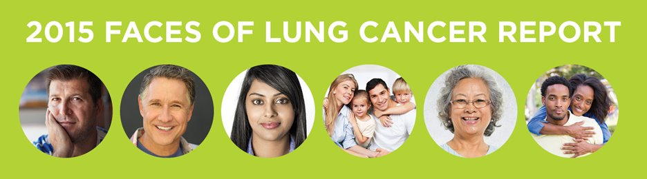 2015 Faces of Lung Cancer Banner